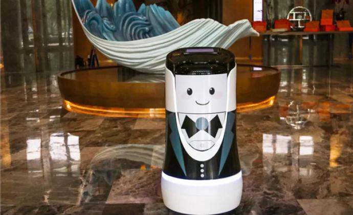 """环保从""""六小件""""做起 机器人为酒店住客满意度保驾护航"""